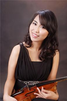 바이올린 백나현 사진